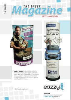 Unión Pack presenta EAZZY® ADDON 2013