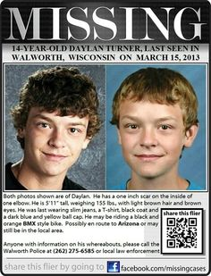 Please share this and bring home daylan Turner!!!