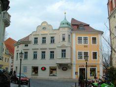 Architektur - Sanierung / Denkmalpflege: Alte Apotheke in Löbau