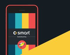 """Check out this @Behance project: """"SMART COMMUNITY - Concept iPhone App"""" https://www.behance.net/gallery/30278319/SMART-COMMUNITY-Concept-iPhone-App"""