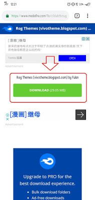 Download Theme itz For Vivo Winnie The Pooh Themes