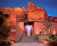 Mii Amo is a spa in Sedona, AZ I've dreamed of visiting for five years or so. Maybe it's time to make it happen.