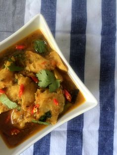 Fish Salan or Fish Curry