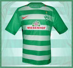 Werder Bremens förstatröja 2016/17