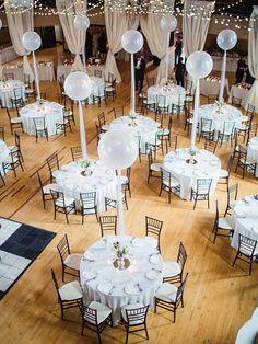 Turner Hall, Galena, IL wedding
