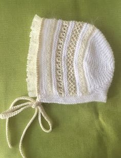 Blog Abuela Encarna: agosto 2019 Knitted Hats, Winter Hats, Knitting, Color, Ideas, Fashion, Beanies, Crochet Stitches, Handmade Baby Clothes