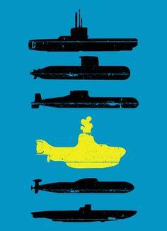 Submarine Identification Charts - CAABOH -