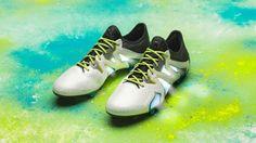 Nova chuteira Adidas X 15+ SL 2016