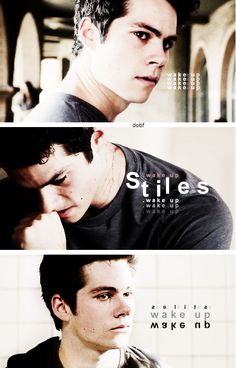 Teen Wolf S3b Stiles was AWESOME!!!!!!!!