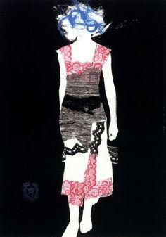 THEARTISTANDHISMODEL » Francois Berthoud Illustration
