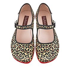 Hot Chocolate Design Womens Leopard Mary Jane Flat http://www.amazon.com/dp/B00LLPRAN8/ref=cm_sw_r_pi_dp_XdO0ub12TEA4C