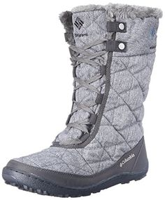Columbia Women's Minx Mid II OH Twill Winter Boot, Quarry/Jewel, 5 M US Columbia http://www.amazon.com/dp/B00Q7R2L8O/ref=cm_sw_r_pi_dp_g0hewb14Z87YA
