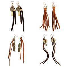 Vestige by Double J earrings  http://doublejsaddlery.com/c-1108519-jewelry-vestige-earrings.html