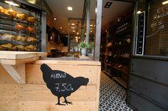 VoyeurDesign - Le Coq el rustidor diferente de Vilanova i la Geltrú
