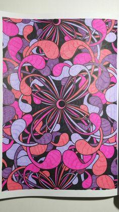Coloriage issu du livre : 100 Nouveaux coloriages - Hachette LOISIRS - Art thérapie. Gribouilleuse.com #100nouveauxcoloriages #coloriage #DJECO #arttherapie #artthérapie #coloriageantistress #coloriagepouradultes