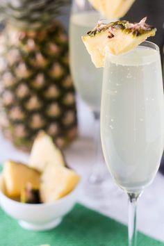 Pineapple Mimosa