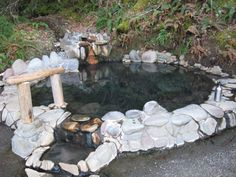 brietenbush hot springs oregon.  one of my favorite places to spend a weekend.