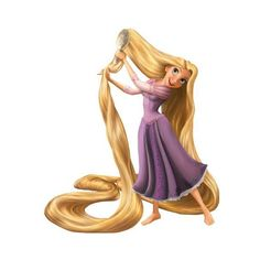 Rapunzel brush.jpg ❤ liked on Polyvore featuring disney, characters, tangled y backgrounds