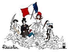 Permalien de l'image intégrée #jesuischarlie #charliehebdo