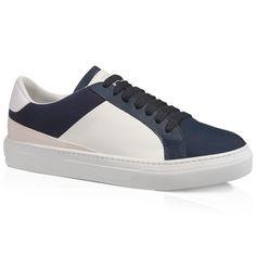 Sneaker en Piel XXW0XK0O290CIP0Y54 - 1theluxer