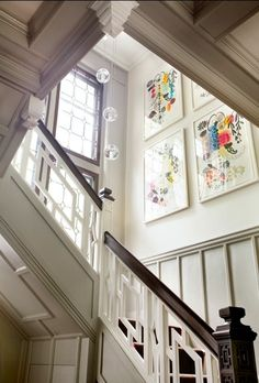 Tudor in Newton, MA in Boston Home magazine. LDA Architects; interior design by Lindsey Bentis; by Android