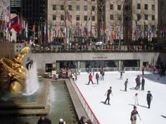New York : Rockfeller Center