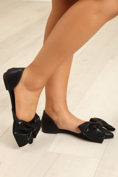 Details about  /Fashion Womens Pointy Toe Big Bowknot Mules Slim High Heels Slippers Club Ladies