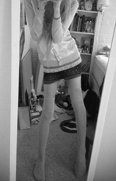 I'll never be that skinny... But, you know... I just put this here to show that it can be done.