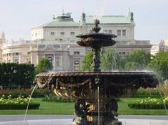 Parks, Vienna, Trip Advisor, Fountain, Activities, Outdoor Decor, Walking, Pictures, Nature