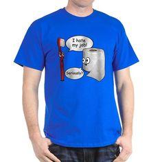 Funny Sayings - I hate my job T-Shirt
