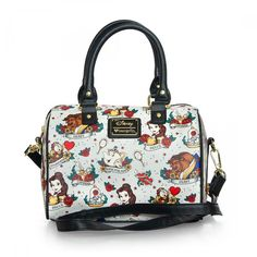 Loungefly Ends 2016 With Stitch And 'Beauty And The Beast' Bags