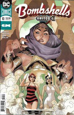 DC Bombshells comic issue 10