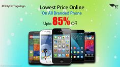 Best brands at lowest price online only at Togofogo.com. Get Upto 855 Off on major mobiles and tablets.