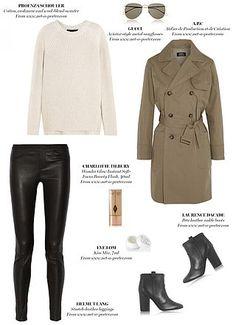 Making The Most Of Your Wardrobe In Between Seasons | Harper & Harley | Bloglovin'