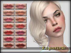 Lana CC Finds - LipsSet18 by Shojoangel