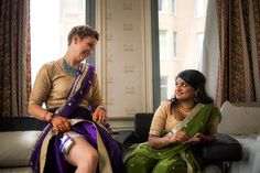 Chicago Indian wedding photography at the Harold Washington Library by Candice Cusic