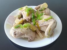 <p>Easy to prepare, cook, and always a crowd pleaser. I find that steaming is a more reliable method to get succulent chicken, plus the resulting broth is so flavorful that I somehow suspect that the broth is more the star than the chicken in this dish. Serve this dish with …</p>