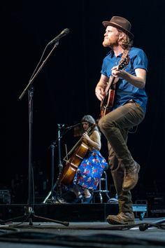 The Lumineers bringing down the house at PIQNIQ 2016