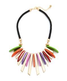 Creative Creation Collar Necklace -