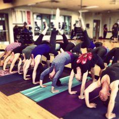 163 best yoga challenge aimtruechallenge images  yoga