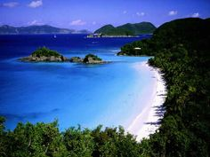 Trunk Bay, North Shore Drive—St.John USVI  I was lucky enough to call this home in my early 20's