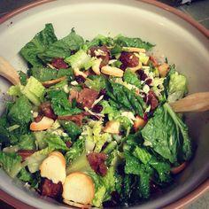 Boneless Country Pork Rib Salad | Small Town Living in Nevada