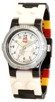 LEGO klocka och minifigur (Fotboll)