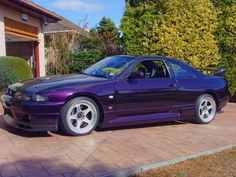Midnight Purple colour codes - GT-R Register - Nissan Skyline and GTR Owners Club forum