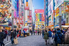 Обратный отсчет: биткоин будет легальным способом оплаты в Японии в течение двух месяцев #bitcoin #btc