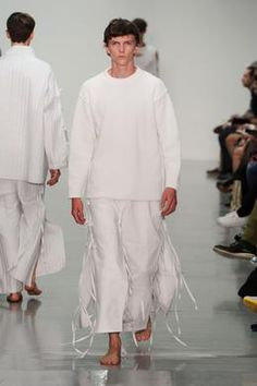 Craig Green Menswear Fashion Show Spring Summer 2015 photo 2