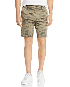 Joe's Jeans Brixton Straight Slim Shorts In Green Camo Brixton, Joes Jeans, Camo, Bermuda Shorts, Slim, Men, Clothes, Products, Kleding