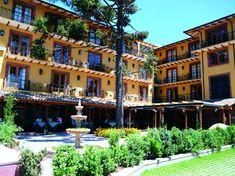 Hotel Santa Cruz Plaza, Santa Cruz, Colchaugua Valley, Chile