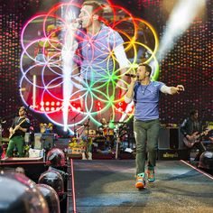 Want to see Coldplay perform live on their AHOD Tour? Join the Coldplay Fan Group and Waiting Lists to attend the concert on August 27, 2016.