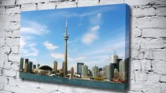 Chicago Summers Day city canvas from only £14.99 at Canvas Art Print http://www.canvasartprint.co.uk/products/CHICAGO-SUMMERS-DAY-438645.aspx